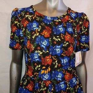 LuLaRoe Amelia Dress NWT - L - B20